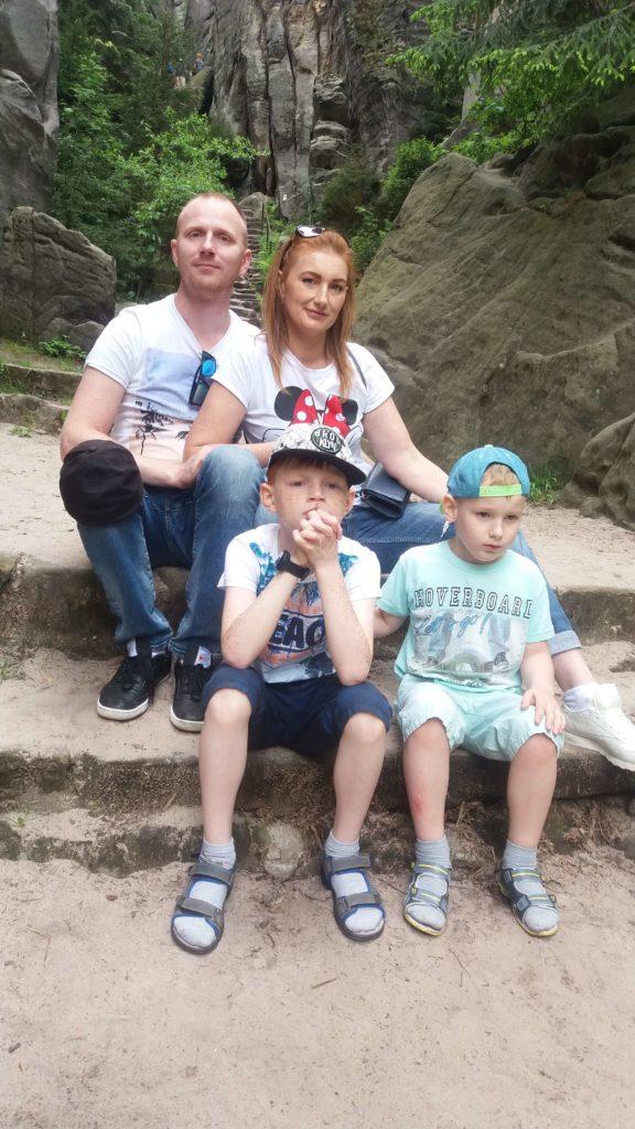 воссоединение семьи в Чехии